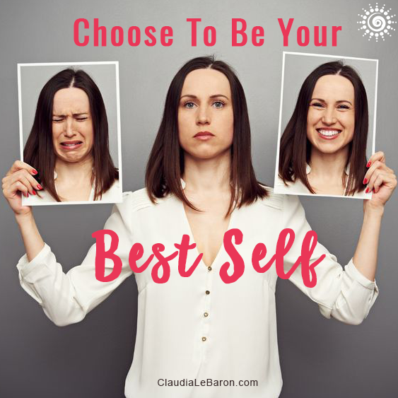 You have way more power over your life than you can ever imagine. Begin taking this power back by fully embodying who you decide to be. The best part is that you can begin right now. Read more...