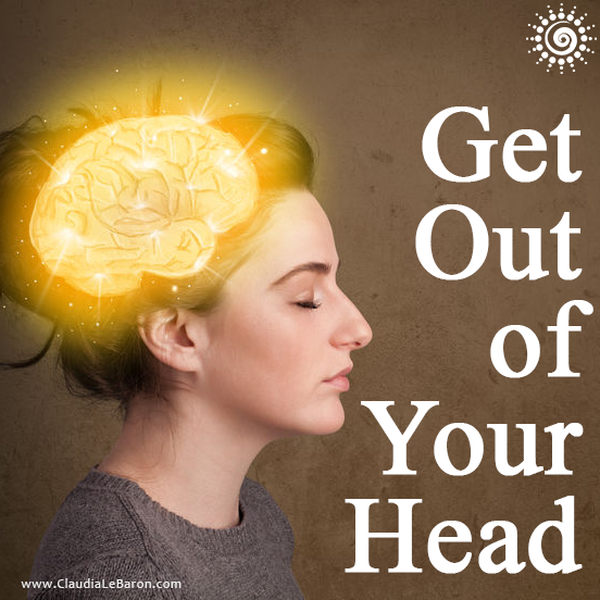 Are you thinking too much? Are you giving too much thought to the same things? If yes, then it's time for you to get out of your head a bit. Read more…